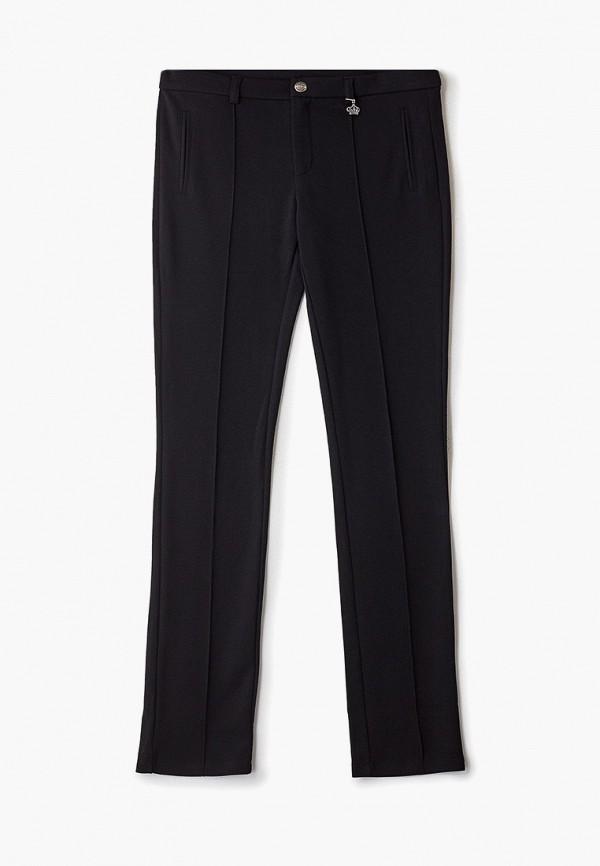 брюки sela для девочки, черные