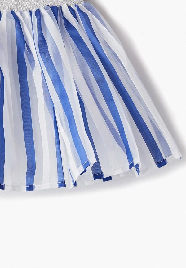 Фото 3 - Юбку Sela синего цвета