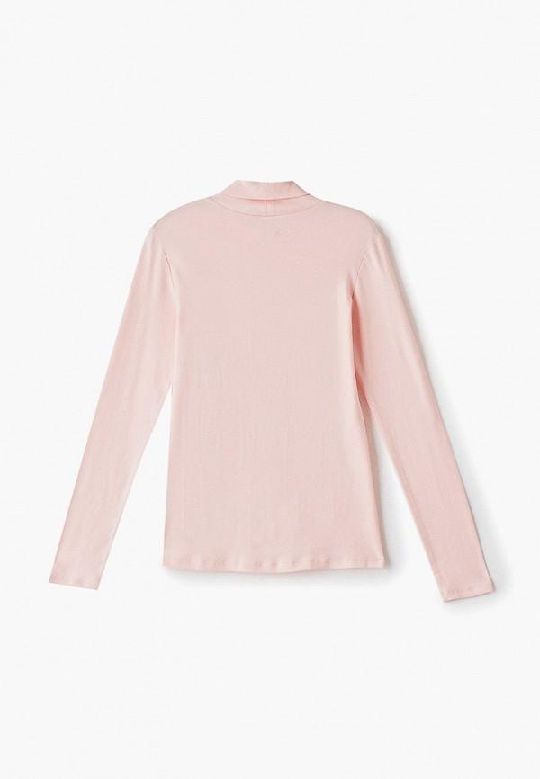 Фото 2 - Водолазка Sela розового цвета