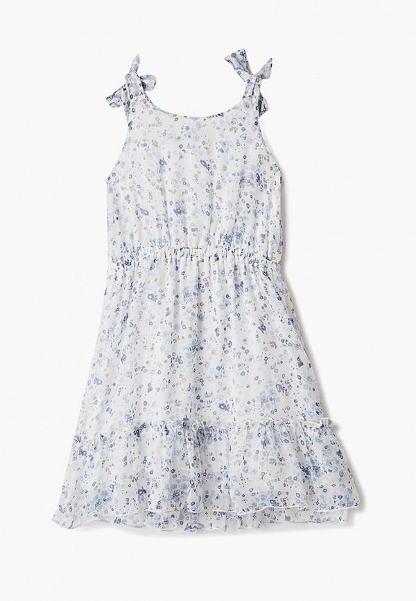 Фото 2 - Платье Sela белого цвета