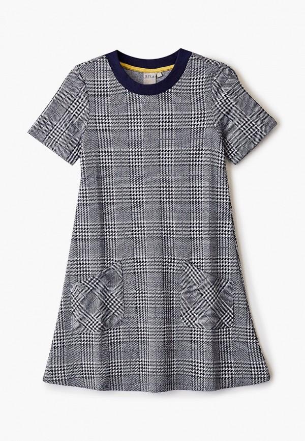 Платье Sela Sela SE001EGHBES5 цена
