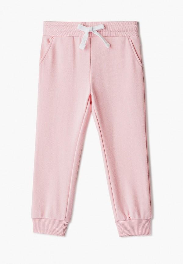 спортивные брюки sela для девочки, розовые