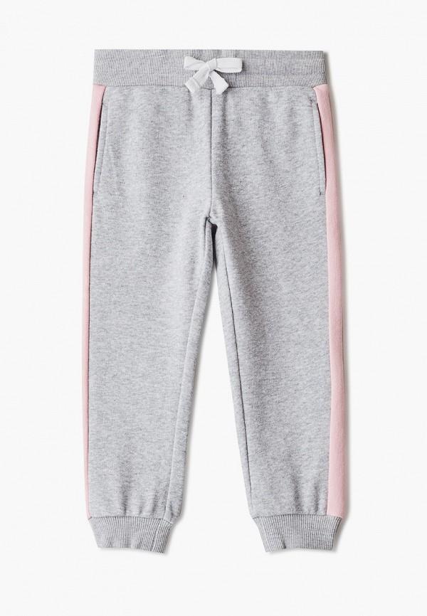 спортивные брюки sela для девочки, серые