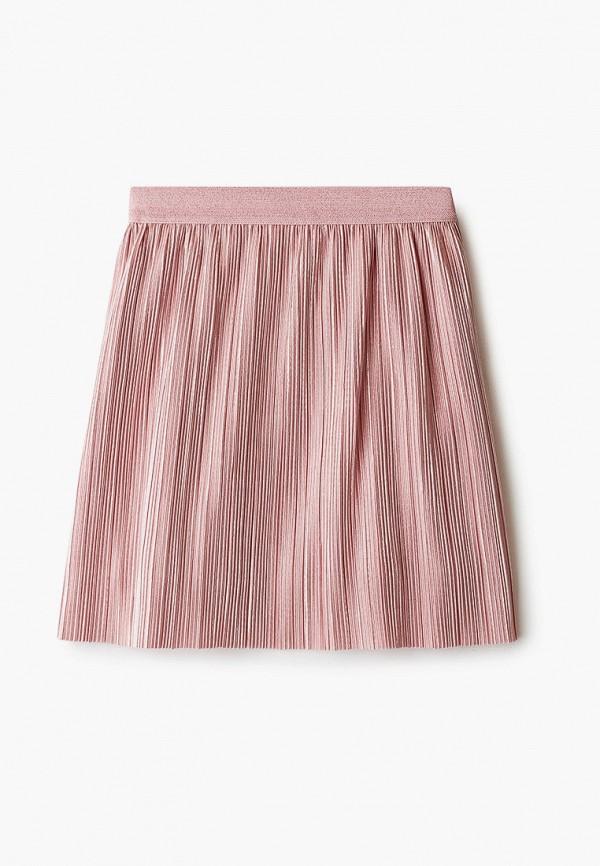 юбка sela для девочки, розовая