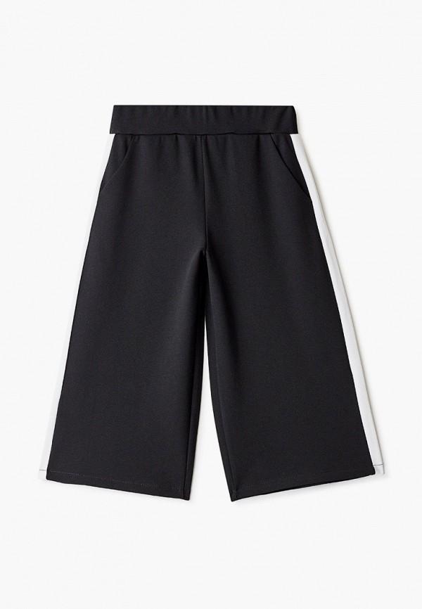 спортивные брюки sela для девочки, черные