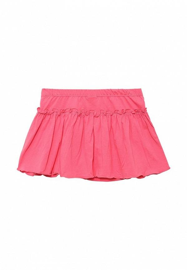 Фото 2 - Юбку Sela розового цвета