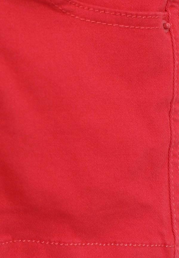 Фото 3 - Шорты Sela красного цвета