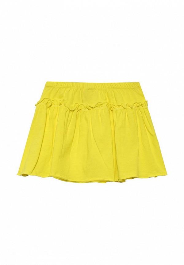 Фото 2 - Юбку Sela желтого цвета