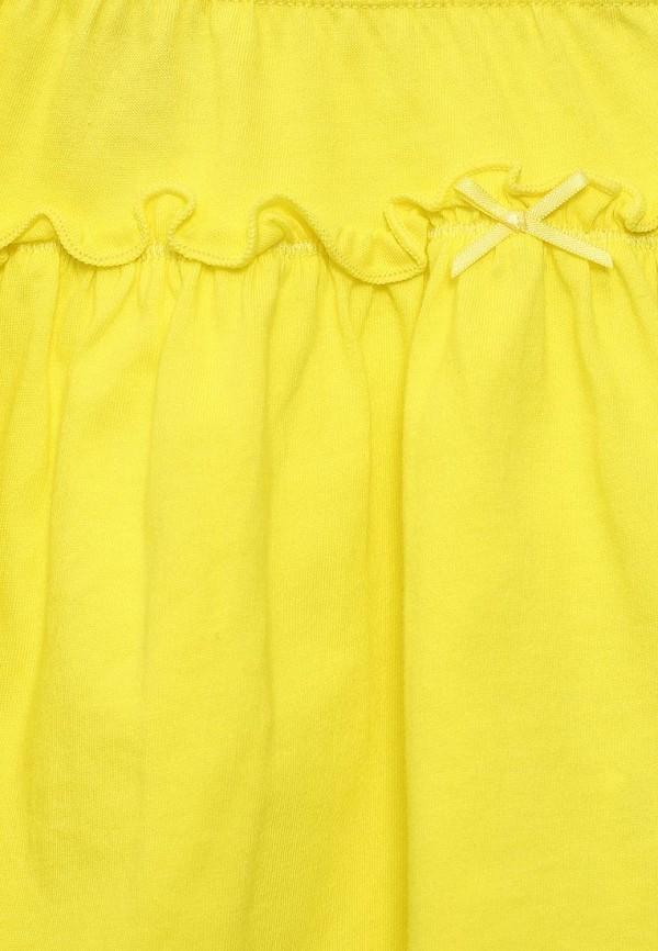 Фото 3 - Юбку Sela желтого цвета