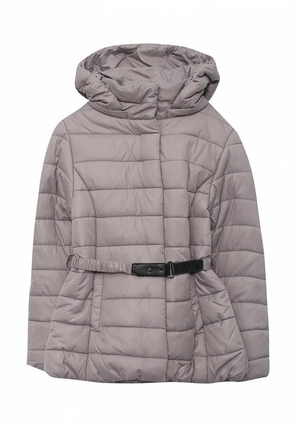 Фото - Куртку утепленная Sela серого цвета
