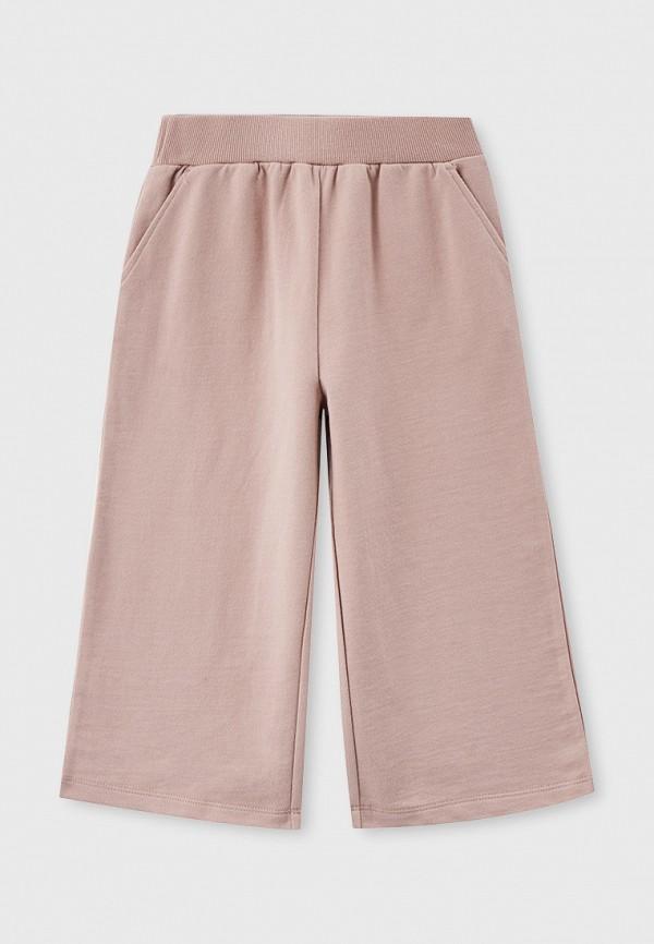 брюки sela для девочки, розовые