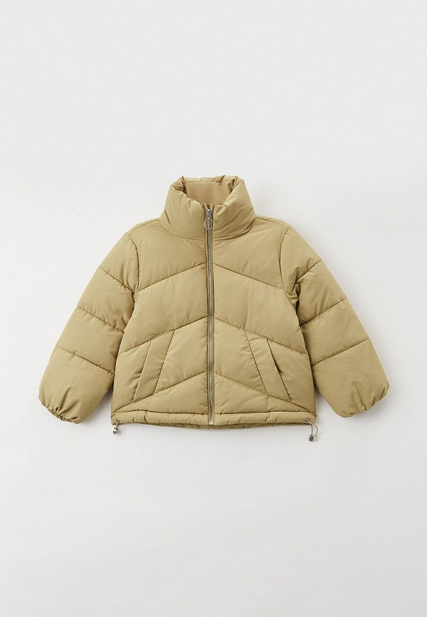 куртка sela для девочки, хаки