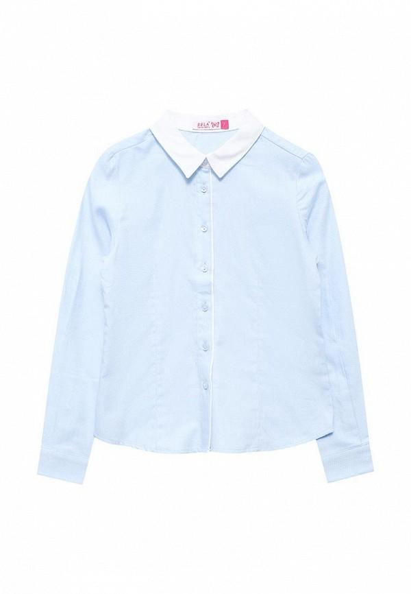 Рубашка Sela Sela SE001EGURV26 цена 2017