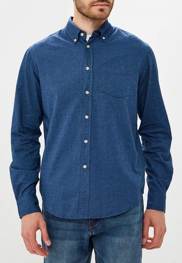 Рубашка джинсовая Sela Sela SE001EMBXBB5 рубашка sela sela se001embbua2