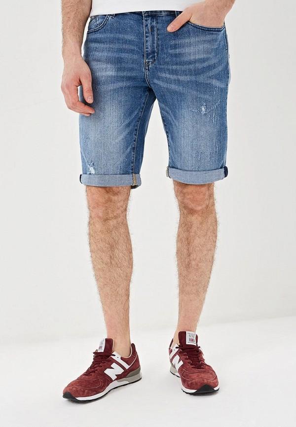 Шорты джинсовые Sela Sela SE001EMDQGJ8