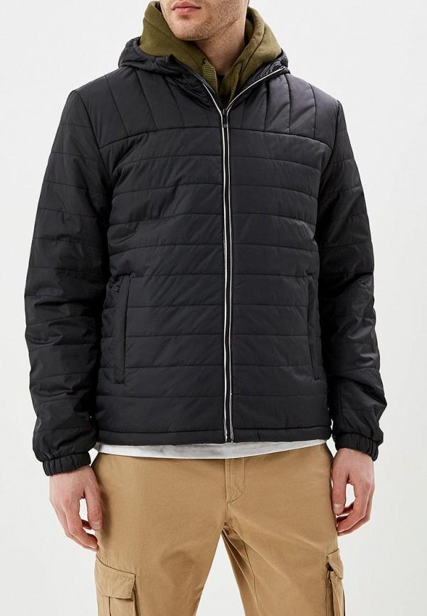 мужская куртка sela, черная