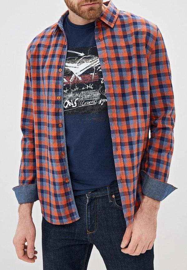 Рубашка Sela Sela SE001EMDQGL8 рубашка sela sela se001ewbxcd9