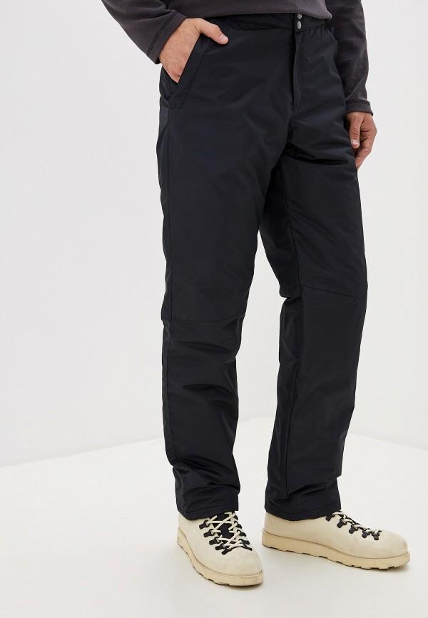 мужские брюки sela, черные