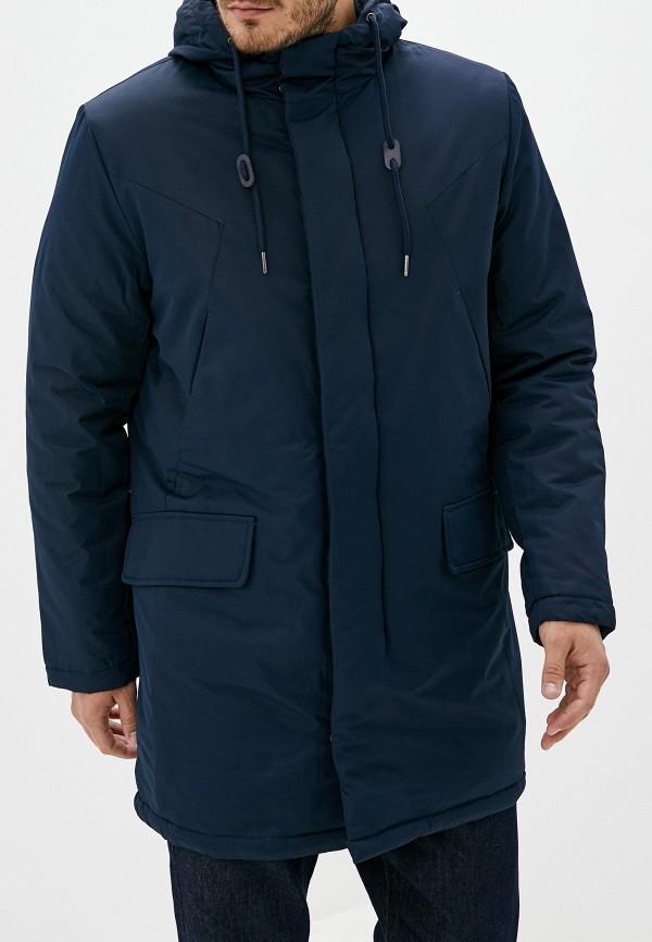 мужская куртка sela, синяя