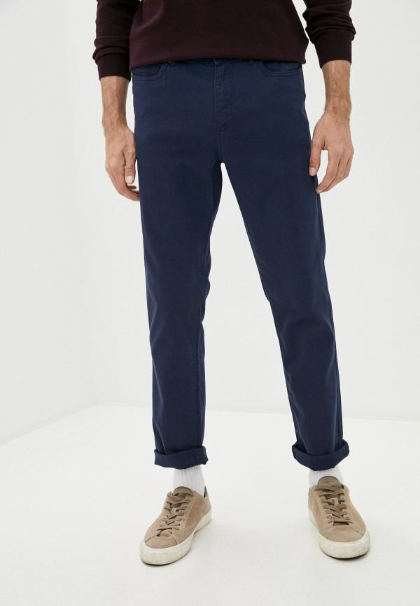 мужские повседневные брюки sela, синие