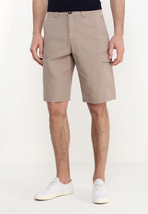 мужские шорты sela, бежевые