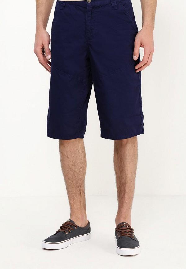 мужские шорты sela, синие