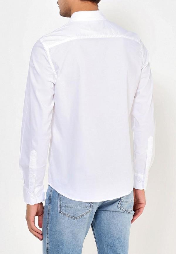 Фото 3 - мужскую рубашку Sela белого цвета