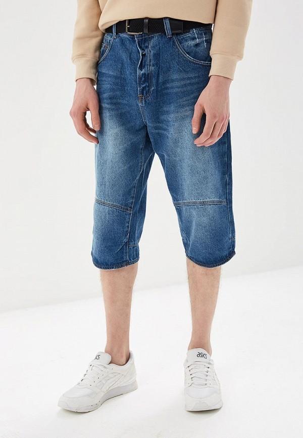Шорты джинсовые Sela Sela SE001EMZNF92 шорты sela sela se001empop66