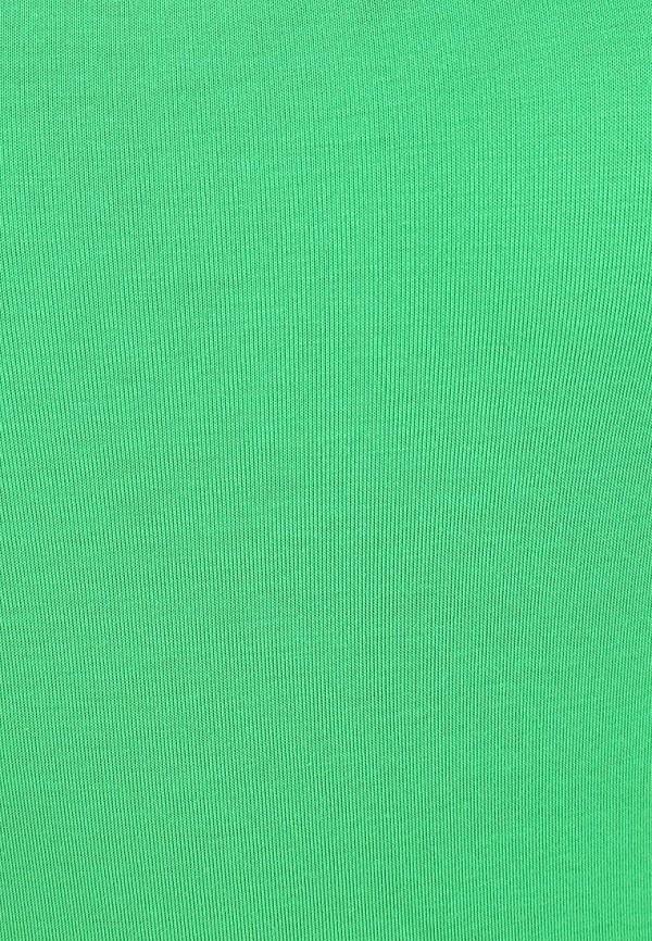 Фото 3 - женское платье Sela зеленого цвета