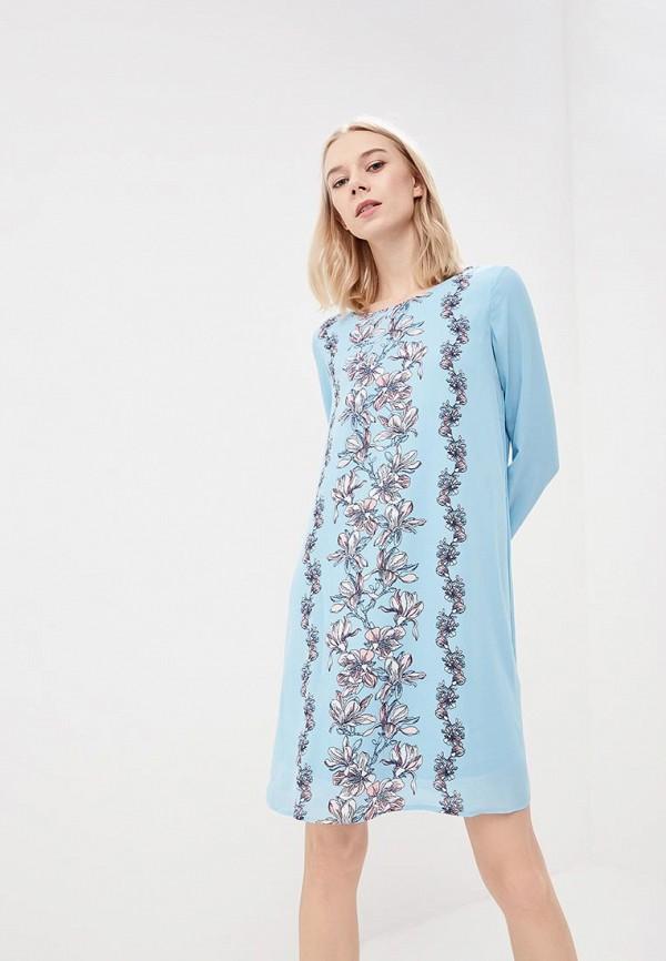 Платье Sela Sela SE001EWBBUZ4 платье пляжное sela sela se001ewzmx96