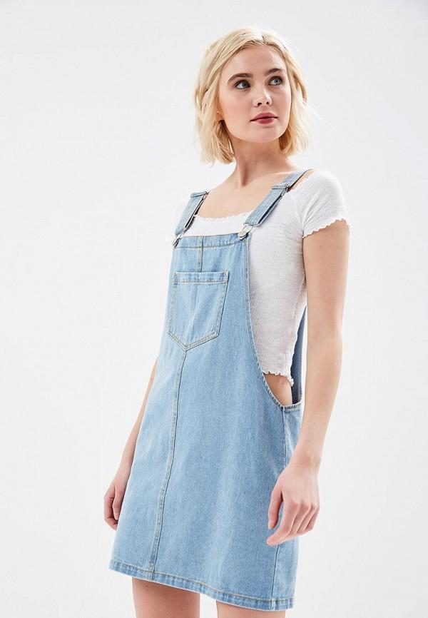 все цены на Платье джинсовое Sela Sela SE001EWBBVA4 онлайн