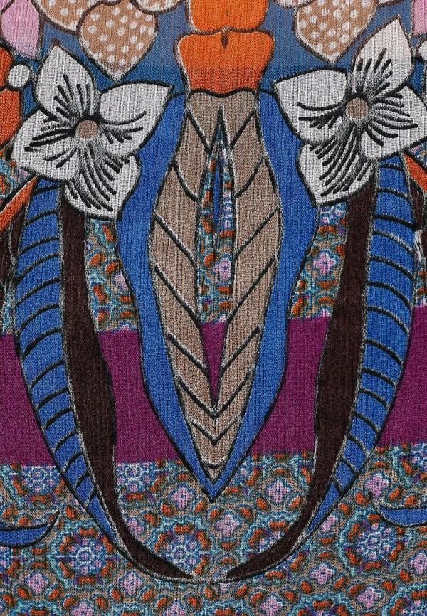 Фото 3 - Блузу Sela фиолетового цвета
