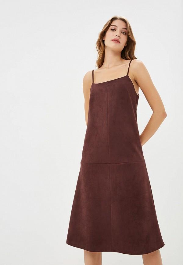 Платье Sela Sela SE001EWBXCM1 рубашка sela sela se001ewbxcd6