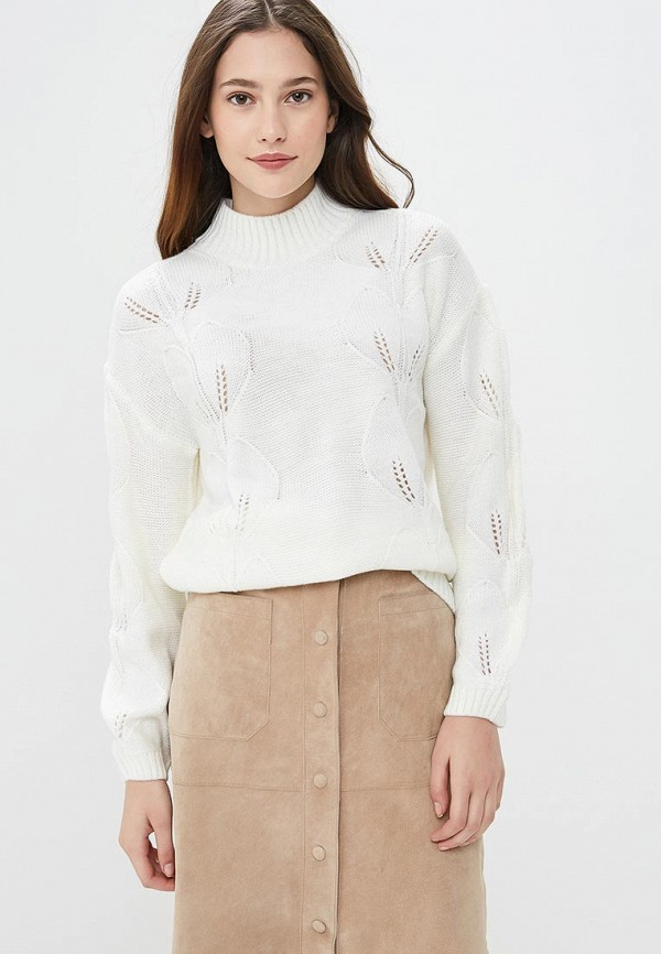 женский свитер sela, белый