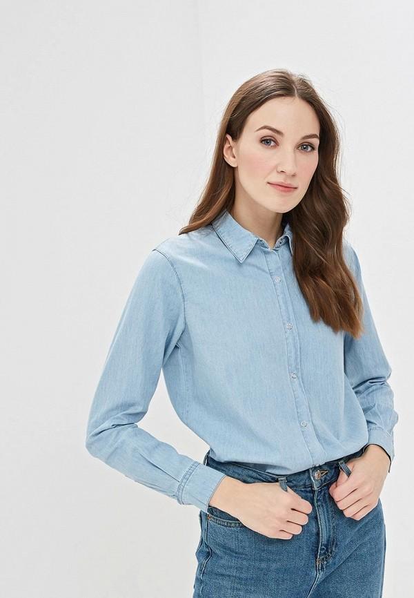Рубашка джинсовая Sela Sela SE001EWDTTH3 цена