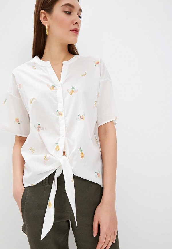 Блуза Sela Sela SE001EWDTTJ3 цена 2017
