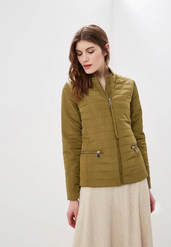 женская куртка sela, хаки