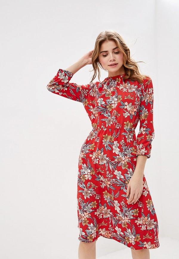 Платье Sela Sela SE001EWDTTN9 платье sela sela se001egzmr99