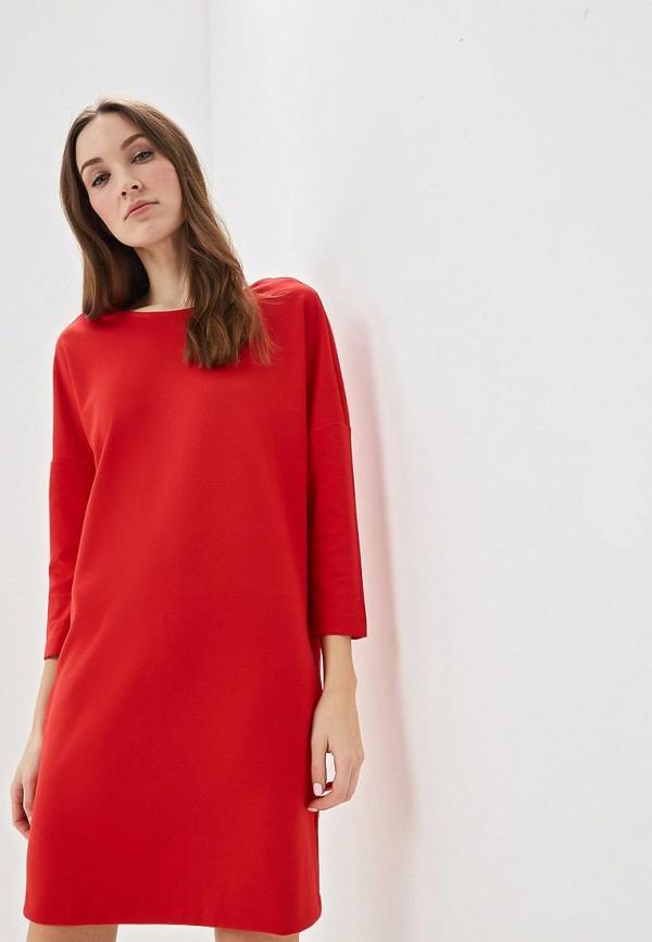 Купить Платье Sela, se001ewdttp4, красный, Весна-лето 2019