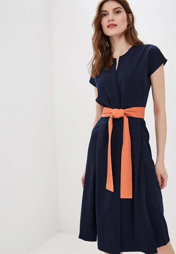 Платье Sela Sela SE001EWDTTS2 платье sela sela se001egzmr99