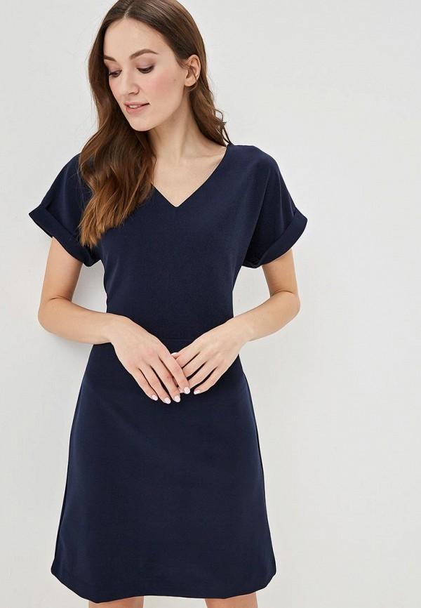 Купить Платье Sela, se001ewdtts3, синий, Весна-лето 2019