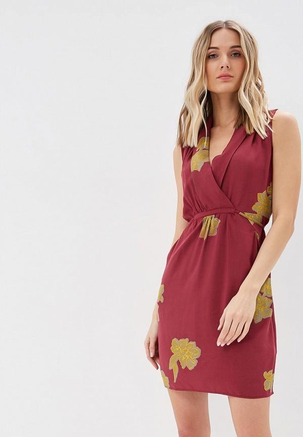 Фото - Платье Sela Sela SE001EWDTTT0 платье mariko цвет бордовый