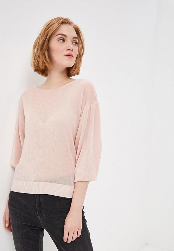 женский джемпер sela, розовый