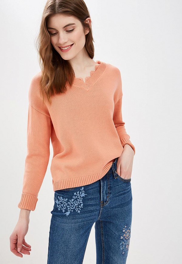 женский пуловер sela