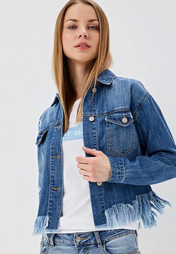 Куртка джинсовая Sela Sela SE001EWDTTX3 цена