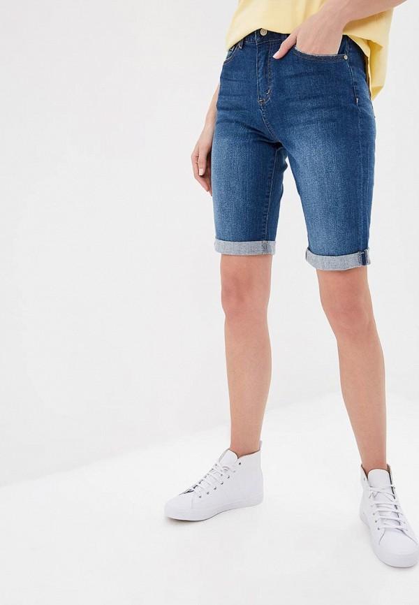 Шорты джинсовые Sela Sela SE001EWDTUN3