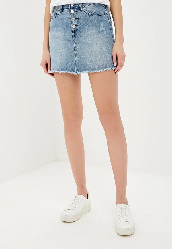 цена на Юбка джинсовая Sela Sela SE001EWDTUO8