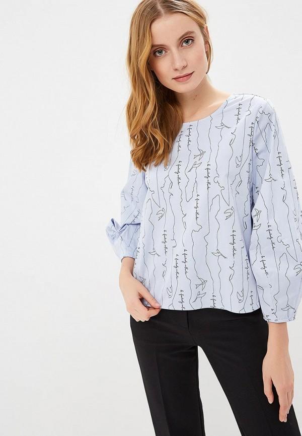 Блуза Sela Sela SE001EWDTYE4 рубашка sela sela se001ewbxcd6
