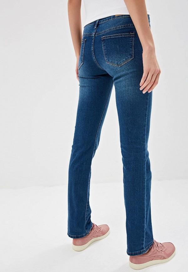 Фото 3 - женские джинсы Sela синего цвета