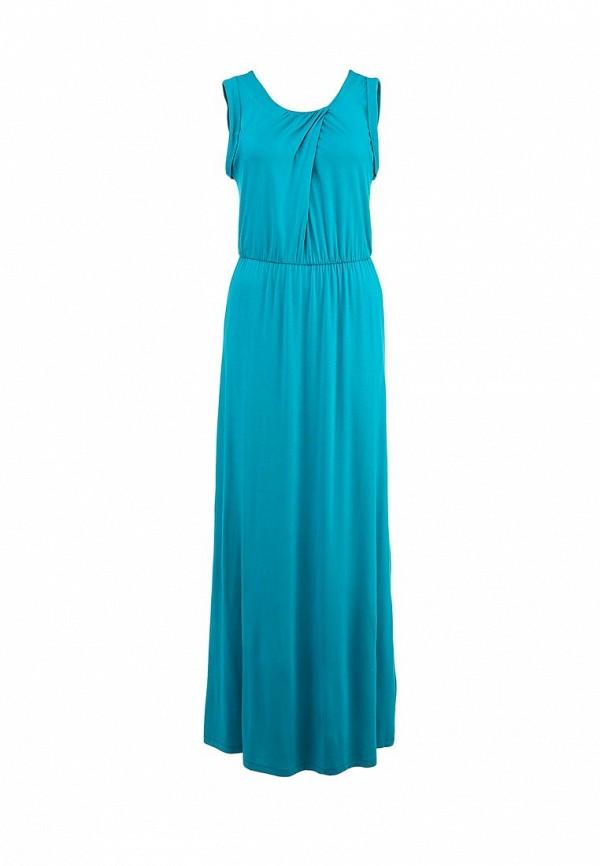 Фото - женское платье Sela голубого цвета